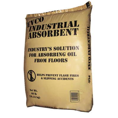 EVCO Industrial Oil Dri Absorbent-40lb